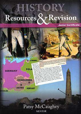 Cover of History: Resources & Revision - Patsy McCaughey - 9781906623494