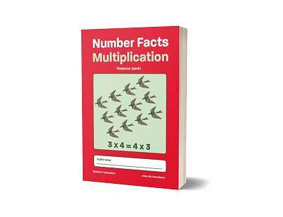 Cover of Number Facts - Multiplication - Florence Gavin - 9781906926625