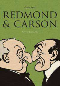 Cover of Judging Redmond & Carson - Alvin Jackson - 9781908996930