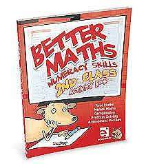 Cover of Better Maths 2nd Class - Mcnee Ciara - 9781909376922