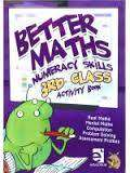 Cover of Better Maths 3rd Class - Mcnee Ciara - 9781909376939