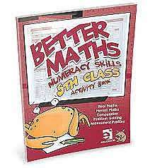Cover of Better Maths 5th Class - Mcnee Ciara - 9781909376953