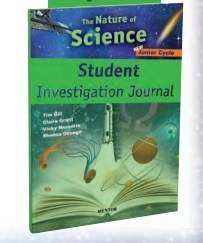 Cover of The Nature Of Science Investigation Journal - Tim Gill - 9781909417533
