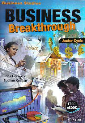 Cover of Business Breakthrough - Enda Connolly & Eoghan Keegan - 9781909417601