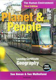 Cover of Planet & People Elective 5 Human Enviroment - 3rd Edition - Sue Honan & Sue Mulholland - 9781909417717