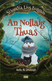 Cover of An Nollaig Thuas - Aoife Ni Dhufaigh - 9781909907980