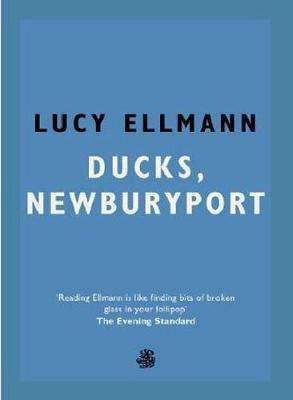 Cover of Ducks, Newburyport - Lucy Ellmann - 9781910296967
