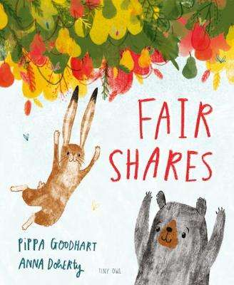 Cover of Fair Shares - Pippa Goodhart - 9781910328507