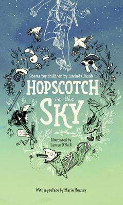 Cover of Hopscotch in the Sky - Lucinda Jacob - 9781910411933
