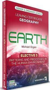 Cover of Earth - Patterns and Processes in the Human Enviroment - Elective 5 - Michael Organ - 9781910468753