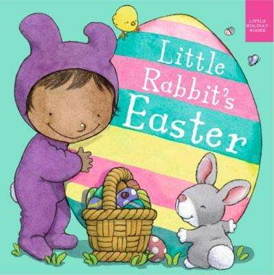 Cover of Little Rabbit's Easter - Algy Craig-Hall - 9781910716724