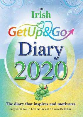Cover of The Irish Get Up and Go Diary 2020 - Eileen Forrestal - 9781910921340