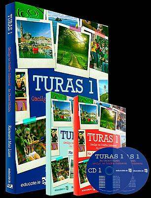 Cover of Turas 1 - Risteard Mac Liam - 9781910936832