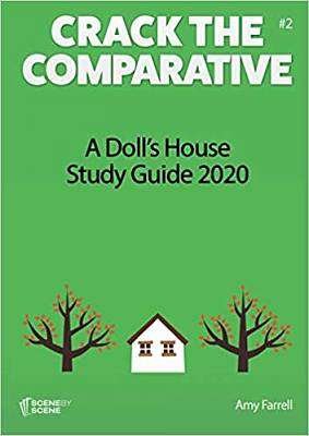 Cover of A Doll's House Study Guide 2020 - Amy Farrell - 9781910949801