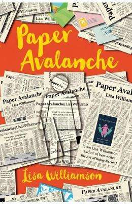 Cover of Paper Avalanche - Lisa Williamson - 9781910989975