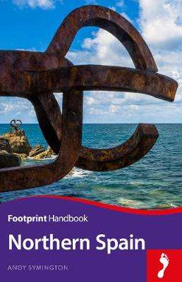 Cover of Northern Spain Footprint Handbook - Andy Symington - 9781911082101