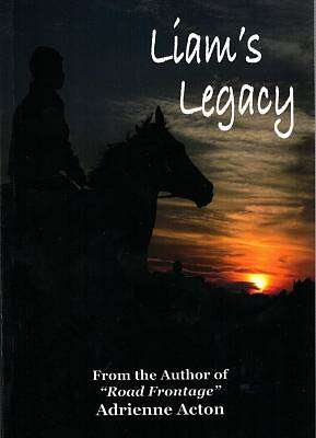 Cover of Liam's Legacy - Adrienne Acton - 9781911345268