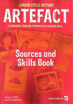Cover of Artefact Research SKILLS BOOK ONLY - Greg O'Neill & Eimear Jenkinson - 9781912239399