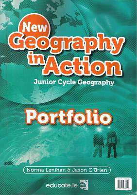 Cover of NEW Geography in Action PORTFOLIO ONLY - Norma Lenihan & Jason O'Brien - 9781912239429