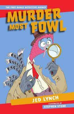 Cover of Murder Most Fowl - Jed Lynch - 9781912417414