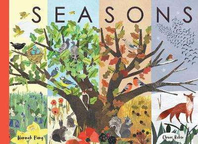 Cover of Seasons - Hannah Pang - 9781912756520