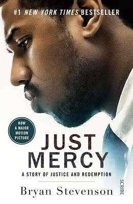 Cover of Just Mercy - Bryan Stevenson - 9781912854790