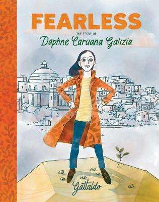 Cover of Fearless - Gattaldo - 9781913074043