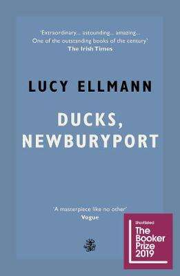 Cover of Ducks, Newburyport - Lucy Ellmann - 9781913111984