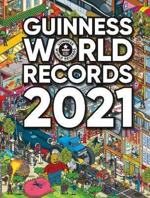 Cover of Guinness World Records 2021 - 9781913484019