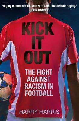 Cover of Red Card to Racism: The Fight for Equality in Football - Harry Harris - 9781913543686