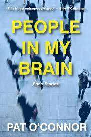 Cover of People in my Brain - Pat O'Connor - 9781916065345