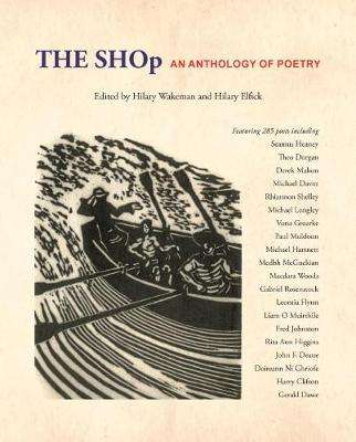 Cover of The Shop: An Anthology of Poetry - Hilary Wakeman - 9781916099890