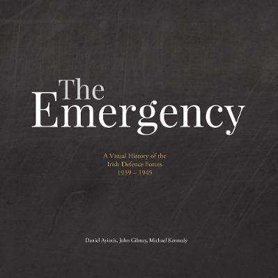 Cover of The Emergency - Daniel Ayiotis - 9781916137530