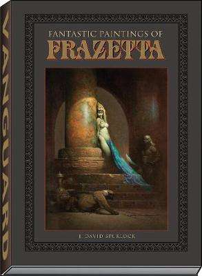 Cover of Fantastic Paintings of Frazetta - J David Spurlock - 9781934331811