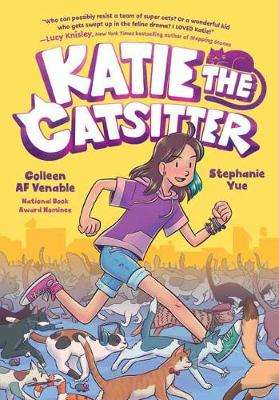 Cover of Katie the Catsitter - Colleen AF Venable - 9781984895639