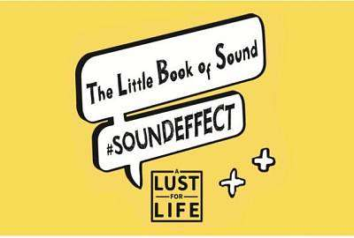 Cover of The Little Book of Sound #SoundEffect - Niall Breslin - 9781999889906
