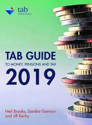 Cover of TAB Guide 2019 - Gannon - 9781999937010