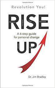 Cover of RISE UP! Revolution You - Dr. Jim Bradley - 9781999996406