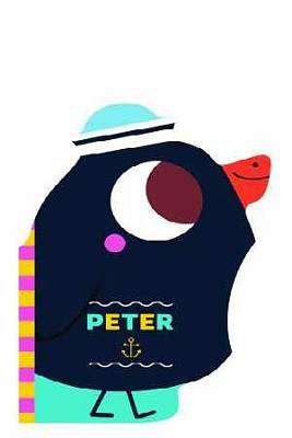 Cover of Bath Book: Peter The Penguin - 9782733867563