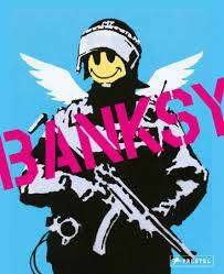 Cover of Visual Protest: The Art of Banksy - Mercurio, ,Gianni - 9783791386065