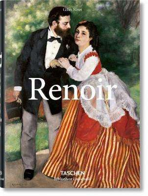 Cover of Renoir. Painter of Happiness - Gilles Neret - 9783836567657