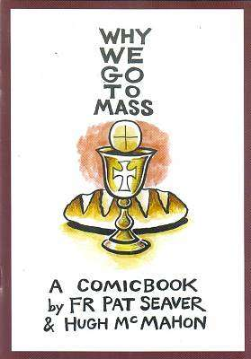 Cover of Why We Go To Mass - 9786100000836