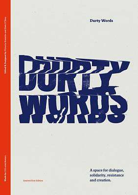 Cover of Durty Words - Victoria Brunetta & Kate O'Shea - 9786100001123