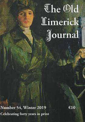 Cover of Old Limerick Journal Number 54 Winter 2019 - 9786100001543
