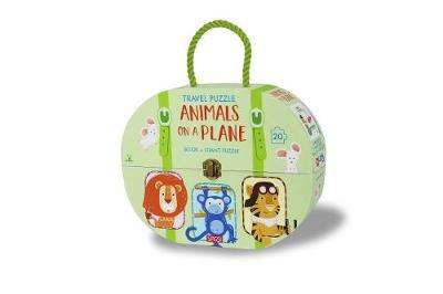 Cover of Animals on a Plane - Ester Tome - 9788868608866