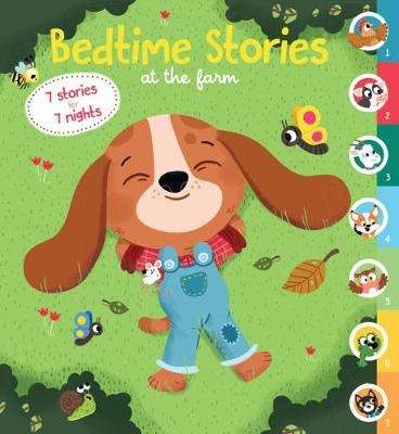 Cover of Bedtime Stories: At the Farm - Yoyo - 9789463780919