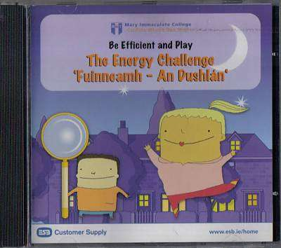 Cover of The Energy Challenge  : Fuinneamh - An Dushlain - XP1068