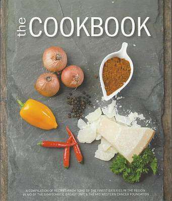 Cover of The Cookbook - Alice O'Farrell - XP1669