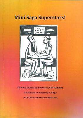 Cover of Mini Saga Superstars - St. Nessan's Community College - XP1677