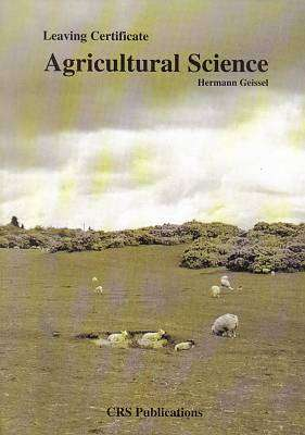 Cover of Agricultural Science - Hermann Geissel - XP501
